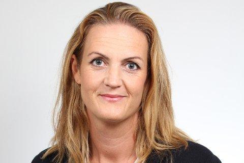 NY JOBB: Marianne Skjerven-Martinsen (42) får ansvaret for over 100 medarbeidere i sin nye jobb.