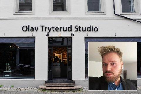 PROVOSERT: Frisør Olav Tryterud vakte mye engasjement på Facebook da han tok et oppgjør med de billige frisørsalongene i byen. – Det er ingen tvil om at prissettingen er uetisk, umoralsk og ødeleggende for frisøryrket, sier han.