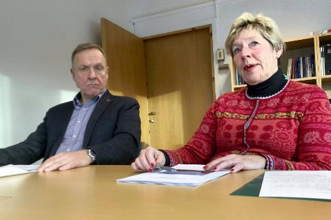 Ikke mitt forslag: – Det er ikke mitt forslag, sier avtroppende ordfører Lars Magnussen om forslaget fra like avtroppende rådmann May-Britt Nordli, der hun vil avslutte nåværende regionsamarbeid med Lunner og Gran.