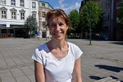 SAGT OPP: Helle Keiseraas (49) fra Hønefoss ble ansatt som daglig leder i Ringeriksbadet i sommer. Nå har hun levert oppsigelse.