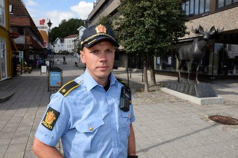KOMMER TIL KORT: – Vi får ikke gjort den jobben vi er satt til å gjøre, sier tillitsvalgt i politiet, Verner Svendsen.
