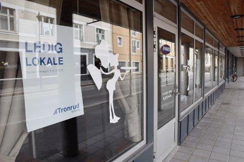 HELLAS: Mange ringerikinger har vært i Hellas. Snart skal de også få gresk mat i disse lokalene i Hønefoss.