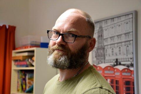 VANT FRAM: Innsatt Håvard Hermansen ved Ringerike fengsel satte fokus på den lange ventetiden hos fengselslegen. Nå økes stillingen som fengselslege fra 40 til 100 prosent.