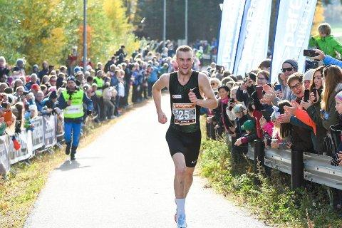 Filip Ingebrigtsen her fra Hytteplanmila i fjor klarte ikke å gå til topps i år.