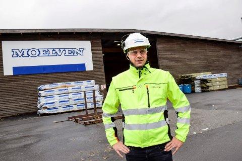 Administrerende direktør Nils Anton Hæhre på Soknabruket opplyser at driften går som normalt etter branntilløp mandag kveld.