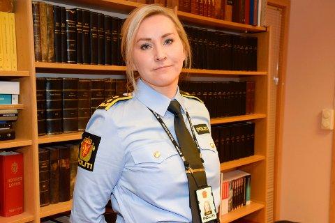 NY FENGSLING: Mandag ber politiadvokat Lise Kjexrud-Egge om fire nye uker i varetekt for mannen som er siktet for drapsforsøk, og som allerede sitter fengslet.