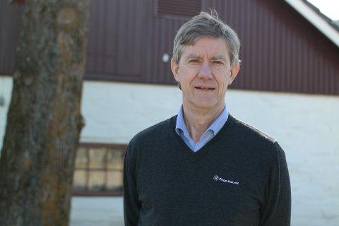 NETTLEIE: Daglig leder i Nett, Jan-Erik Brattbakk