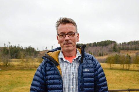 Håkon Meidel Andersen sier han har fått et nytt liv med cannabis som smertelindring.
