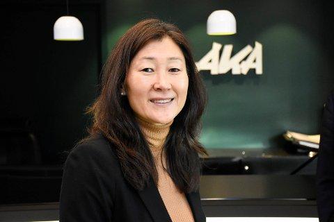 MYE Å TJENE PÅ SALG: Eiendommene i Oslo har en samlet verdiøkning på nesten 75 prosent på ti år, sier administrerende direktør Jane K. Gravbråten i AKA.
