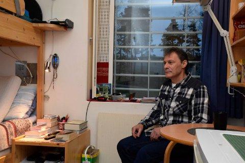 I FENGSEL I JULA: Leszek Kozyra (52) feirer jul i Ringerike fengsel for fjerde gang.