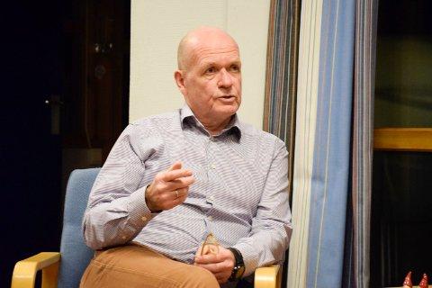 Ordfører i Hole, Syver Leivestad (H).
