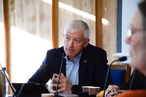 Rådmann i Ringerike, Tore Isaksen, synes at Ringerike kommune er godt rustet for å takle koronakrisen.