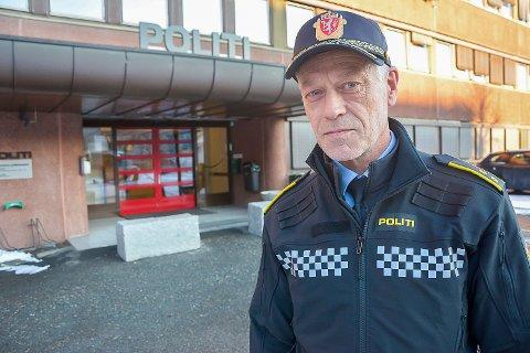STILLE: Korona-utbruddet har ført til langt mindre ståhei i påsken enn hva som er normalt, sier politiets etterforskningsleder Bent Øye.