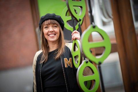 NY LEDERJOBB: Bodil J. Houg har vært mobbeombud i Buskerud siden 2013, nå får hun nye oppgaver.
