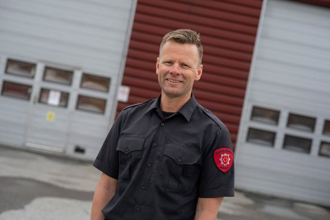 Lars Berghagen ble 50 år i januar, og har mange treningstimer bak seg. Hva er hemmeligheten til å holde seg i form.