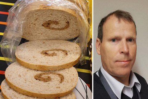 «SNODIG»: Superbrødet var ikke helt som forventet. Tor Johan Hjermstad leverte det tilbake.