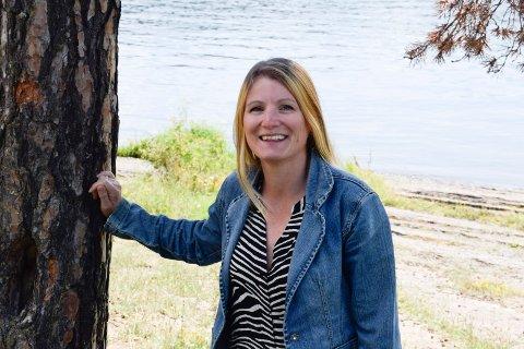 KONKURRANSE: Anne Lise Søvde Valle (KrF) tror at konkurranse fra det nye partiet Sentrum vil  gjøre KrF bedre.