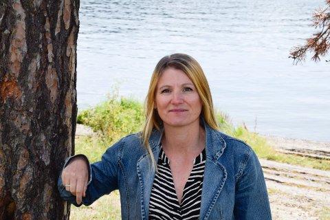 NY: Anne Lise Søvde Valle (KrF) er ny i Hole kommunestyre. Hun fikk en ilddåp: Behandlingen av klagene på minnestedet etter 22. juli.