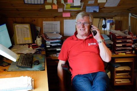 FÅTT SVAR: Rolf Lie ba Viken fylkeskommune om krisehjelp tidligere i år.