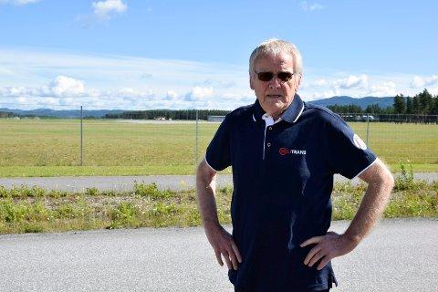 FEIL: Oddvar Røysi mener at dommen i Ringerike tingrett var feil.
