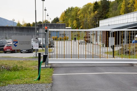 UTVIDES?: Ringerike fengsel kan komme til å ta over innsatte som egentlig skulle vært i Drammen fengsel.