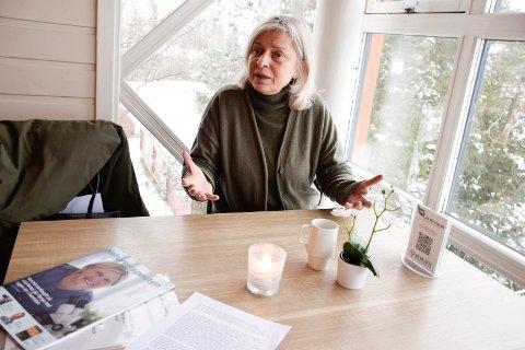 IKKE FRITT: Lidia Ivanova Myhre mener det ikke er fritt helsevalg når pasienter som velger alternativ behandling må betale moms.