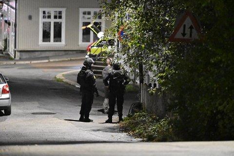 Det er flere skadde og omkomne etter hendelsen i Kongsberg.
