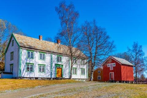 DRØMMESTEDET: Slik ønsker oppdragsgiveren, et ektepar fra Oslo, at drømmestedet skal se ut. Finnes det i Hole, Ringerike eller Jevnaker?