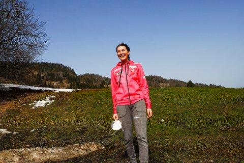 GULLHÅPET LEVER: Silje Opseth har flere pallplasser i verdenscupen denne sesongen, og to medaljer har det også blitt i dette verdensmesterskapet. Men fortsatt har hun til gode å stå igjen øverst på pallen.