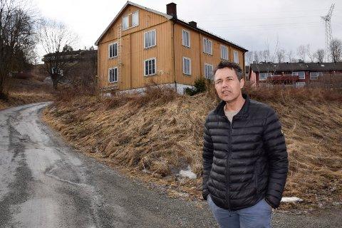 NYTT SAMARBEID: Sindre Lafton samarbeider igjen med Svein Erik Venåsen når Osloveien 66 skal bygges ut.