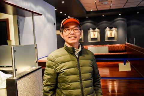 ÅPNER RESTAURANT: Dinh Khac Oanh åpner ny sushirestaurant i Stabells gate.