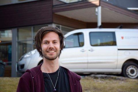 GLEDE: Kenneth Sørum Bekkemoen (SV) gleder seg over at kommunestyret likevel vil prøve å få arrangert sommerskole.