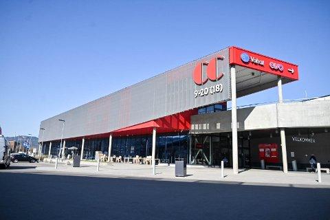 FIKTIVT: Det konkursrammede selskapet hadde fiktiv adresse på CC i Drammen.