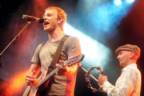 INGEN FESTIVAL: Det blir ikke Rjukan trubadurfestival i 2020. her fra da Trang Fødsel var headliner på festivalen.