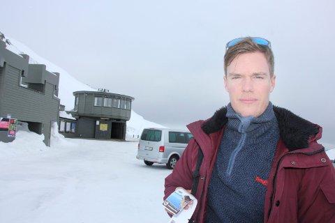 DET BLIR NM: Sibirkulde og bekymringer de siste dagene til tross. – Det blir NM, og det blir topp, men ikke oppe på selve Gaustatoppen, sier Jan Erik Moen.