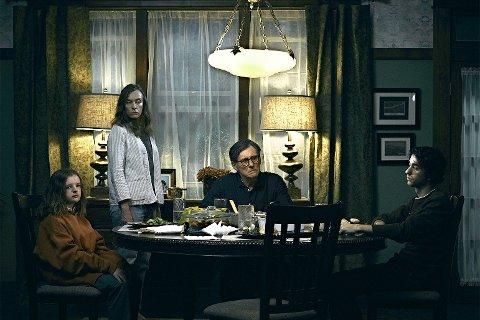 HEREDITARY: Med nesten 100% på Rotten Tomatoes er Hereditary kalt den mest skremmende skrekkfilmen siden Eksorsisten i 1973.