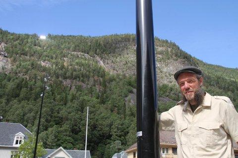 Martin Andersen - bedre kjent  som Speil Martin på Rjukan -  er invitert til Tyskland i september.