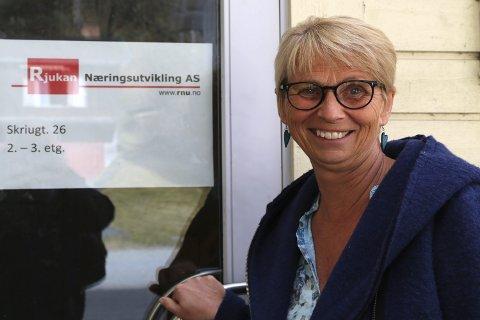 Slutter : Wenche Hvattum slutter etter tre år som prosjektleder i RNU.