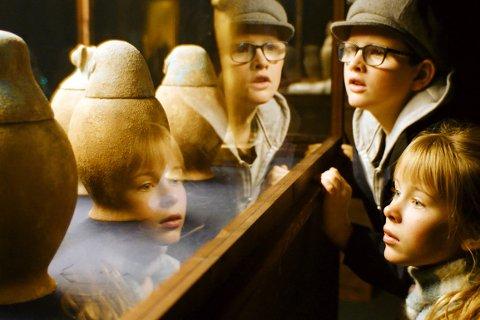 OPERASJON MUMIE-SPENNING: Det er en favoritt fra barne-TV, og er litt som Sherlock Holmes-junior, og nå handler det om mumier.