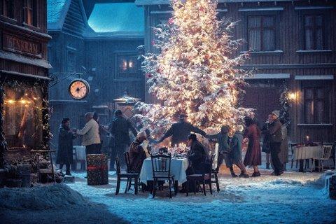 SNEKKER ANDERSEN OG JULENISSEN: Basert på Alf Prøysens berømte julehistorie om Snikker Andersen, er film nr. 2 ute for å starte jula.