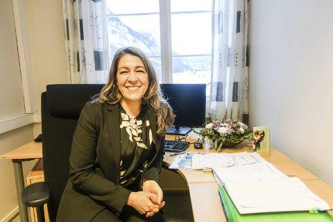 Kommunalsjef Christine Kollenberg oppfordrer pedagoger i barnehager og skole om å videreutdanne seg. (arkivbilde)