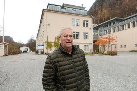 Vidar Stang (Ap) leder i helse- og omsorgsutvalget i Tinn kommune (arkivfoto)