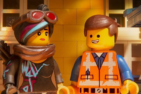 LEGOFILMEN 2: I skyggen av Amundsen er det også klart for Legofilmen 2. Den har også premiere fredag.