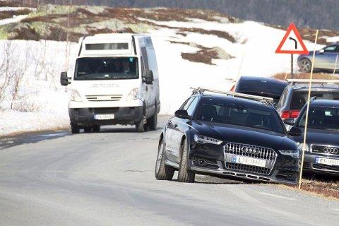 REKORD: Det ble rekord for gratisbussen mellom byen og fjellet i 2019, mens bussen til Gaustabanen hadde en nedgang.