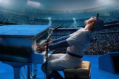 ELTON JOHN-FILMEN: Rocketman fikk så mye skryt på premieren at Taron Egerton som spiller hovedrollen tok til tårene etter premiere under filmfestivalen i Cannes sist uke.