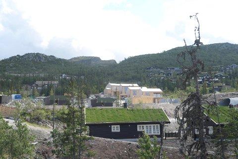 MØTE: Stortingsrepresentant Arne Nævra innleder på et møte i regi av Tinn SV.  Nævra vil ta for seg vindmølle- utbygging, arealforvaltning og tap av naturmangfold. Hjemme i Buskerud har han tatt til orde for en mer moderat hytteutbygging.(illustrasjons bilde fra hyttebygging i Gaustaområdet).