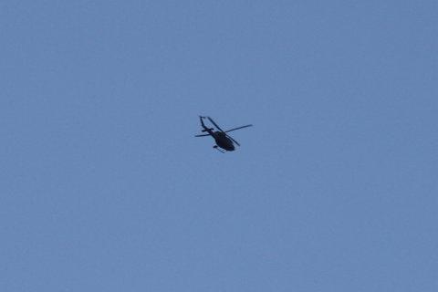 HELIKOPTERSTØY: Det må påregnes helikopterstøy mens det i fem dager foregår nasjonal alpin redningsøvelse på Rjukan.