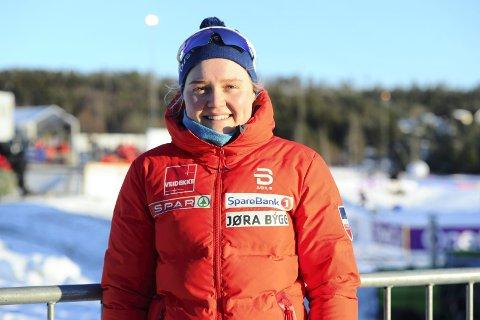 KUTTET TOPPSATSINGEN: Vilde Flatland trives med sitt nye liv og angrer ikke på at hun ga opp skisatsingen for et halvt år siden. (Arkivbilde)