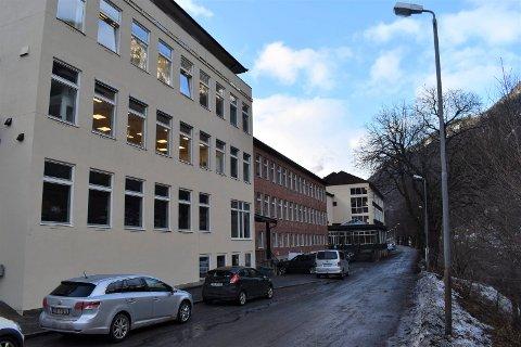MISTER TILBUD: Rjukan videregående skole kan miste elektrolinja