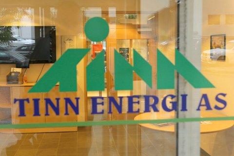 KUTTER PRISENE: Tinn Energi kutter prisene fra 1.desember